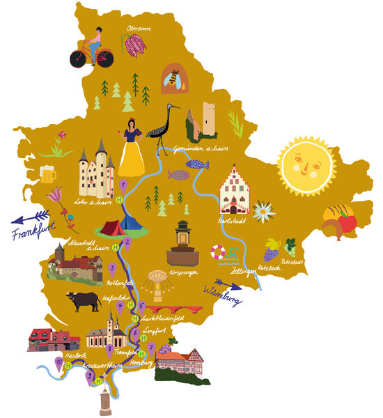Karte_Main-SpessartSprinter